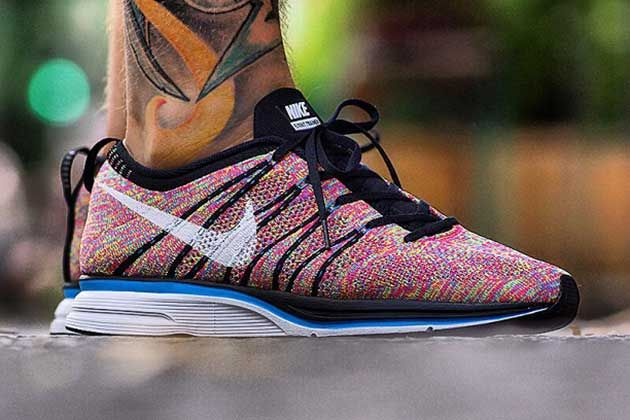 Nike Flyknit Trainer+ Multicolor • Highsnobiety