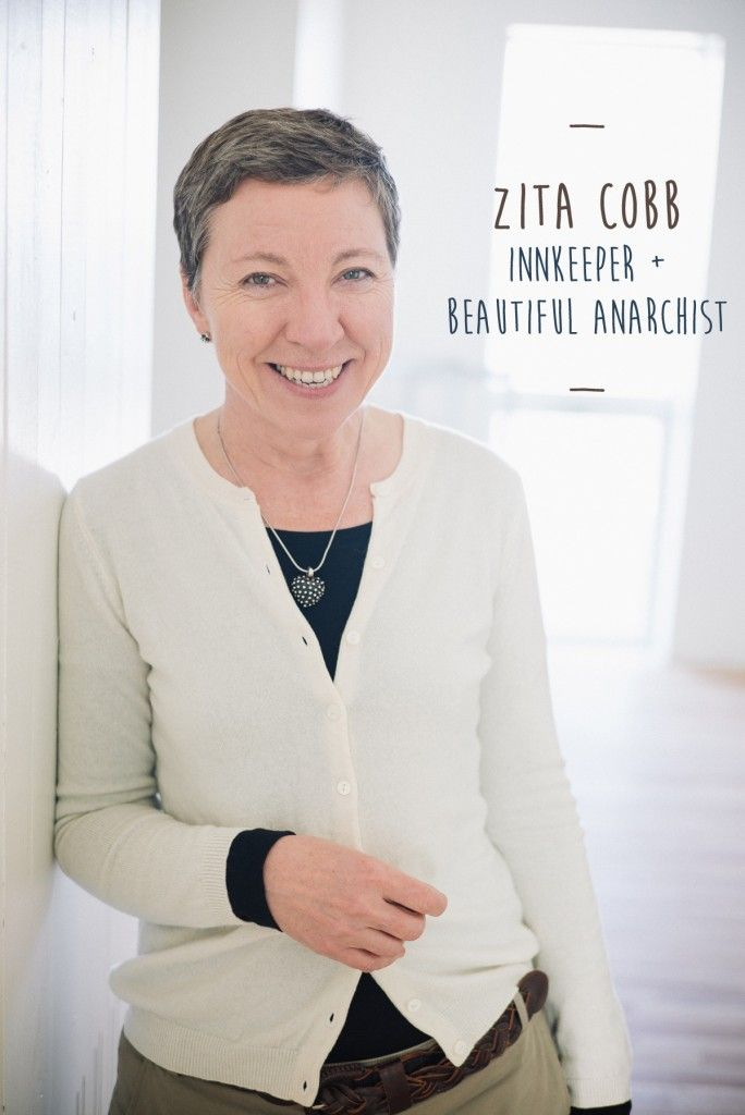 A Conversation with Zita Cobb