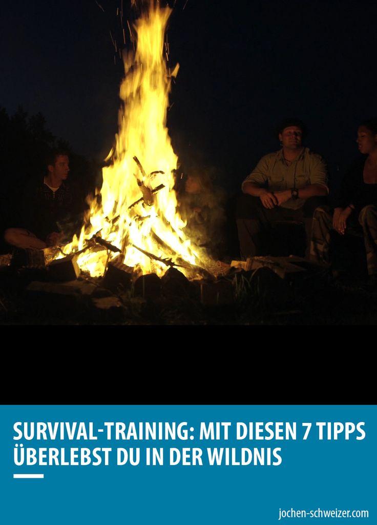 Überleben in der Wildnis? Wie das am besten funktioniert und Du zum Outdoor Survivor wirst, liest Du hier! #outdoor #survival #training #erlebnis #magazin #erlebnismagazin #blog #bucketlist