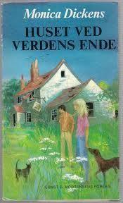 """""""Huset ved verdens ende"""" av Monica Dickens"""