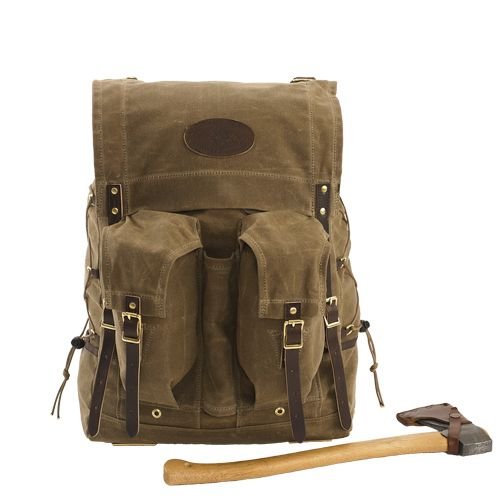 Built as a full featured canoe pack, the Isle Royale is designed to be relied upon to haul heavy loads into and out of the wilderness.