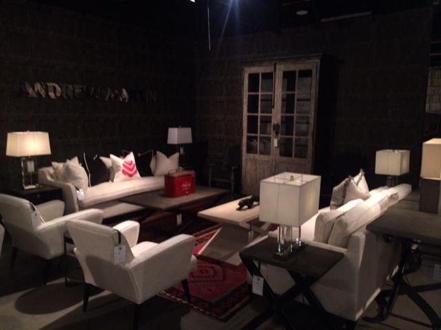 Andrewmartin Interiordesign Decor Sofa Chair Neutral Livingroom Tablelamp