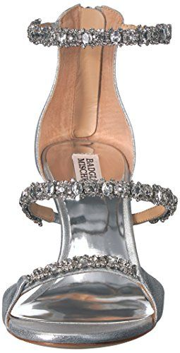 3c5052b4781c Badgley Mischka Women s Yasmine Heeled Sandal