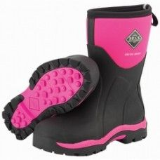 The Women's Arctic Sport Mid Extreme-Conditions Sport Boot Hot Pink