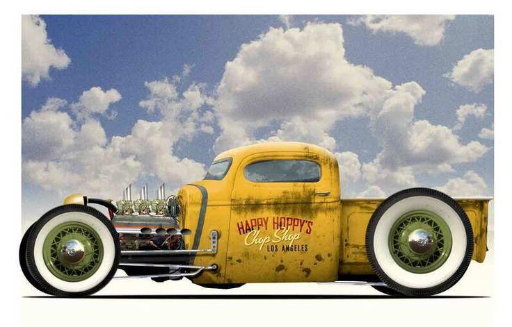 "my 1939 chevy-ford rat build - KillBillet.com ""The Rat Rod Forum Dedicated to fun, low budget, traditional, rusty, patina Rat Rods, Rat Rod Cars, Rat Rod Trucks, Rat Rod Bikes and Old School Hot Rods built with junk yard parts."""
