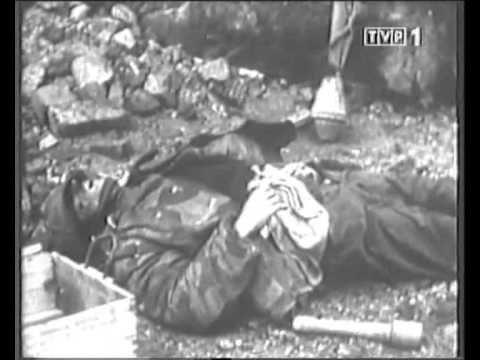 Film Wrocław pod koniec wojny - maj 1945. Upadek Festung Breslau Wojna we Wrocławiu