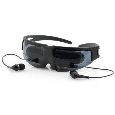 """Virtual AV Video Glasses """"SFX"""" - 52 Inch Virtual Screen, AV IN http://www.chinavasion.com/china/wholesale/Home_Audio_Video/Home_Theater_AV/Virtual_AV_Video_Glasses_SFX_-_52_Inch_Virtual_Screen_AV_IN/"""