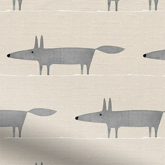 Mr Fox Mini Neutral Roman Blind%20from%20Blinds%202go
