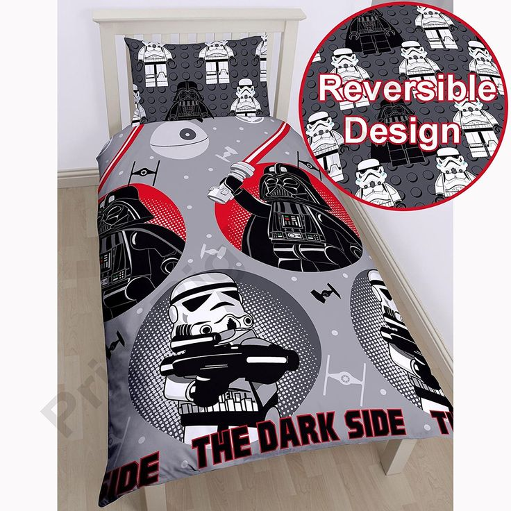 Character Lego Star Wars Villains Rotary Single Duvet Cover //Price: $13.50 & FREE Shipping //     #hashtag3