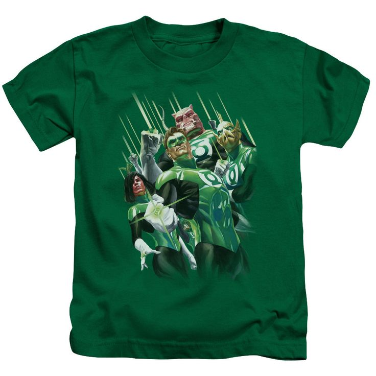Green Lantern: Power Of The Rings Juvy T-Shirt