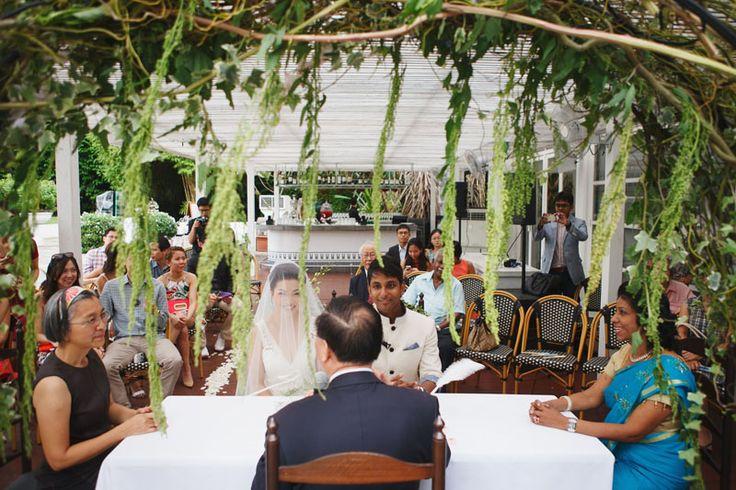 The White Rabbit wedding venue in Singapore