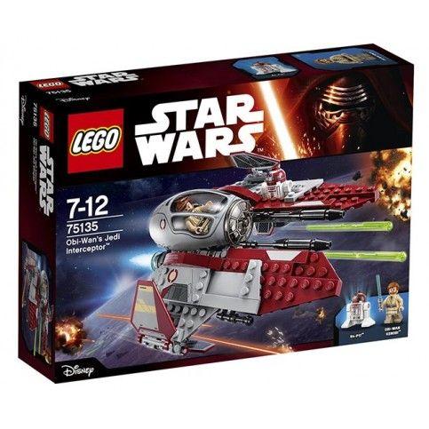 LEGO® Star Wars - 75135 Obi-Wan´s Jedi Interceptor