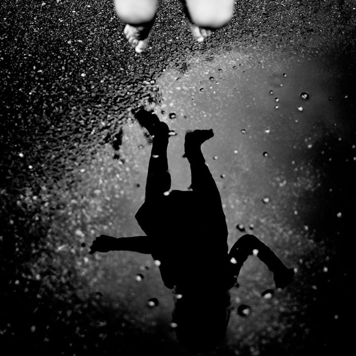 Dramatic Black and White Photography by Benoit Courti - My Modern Met