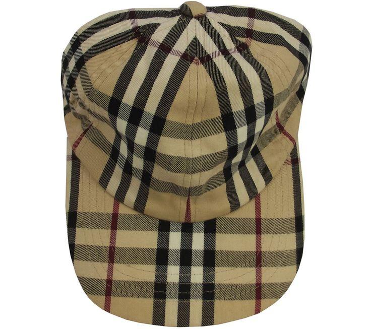 original burberry baseball cap london black image