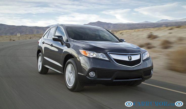2019 Acura RDX Redesign, Price, Release Date and Specs Rumor - Car Rumor
