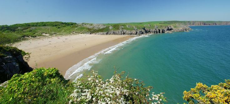 Barafundel Beach, Pembrokeshire