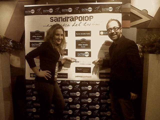 Acústico Sandra Polop con buenos amigos