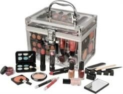 Makeup Trading Schmink Set Transparent 64,8