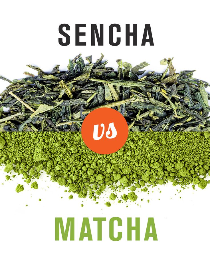 Matcha Tea vs. Sencha Tea. Sencha green tea and matcha tea powder are similar products that have different flavors, costs, and nutritional profiles. Green teas have been sold in supermarkets and online for quite a while, but matcha powder has recently been gaining in popularity. http://epicmatcha.com/matcha-tea-powder-whats-the-difference/?utm_source=pinterest&utm_medium=pin&utm_campaign=social-organic&utm_term=pinterest-followers&utm_content=blog-sencha-tea-vs-matcha-tea-powder