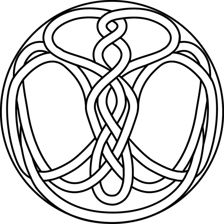 Symbols Of Life After Death The Basic Symbol Appears On Wraps And