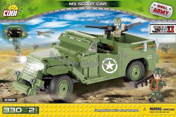 M3 Scout Car - amerykański transporter opancerzony