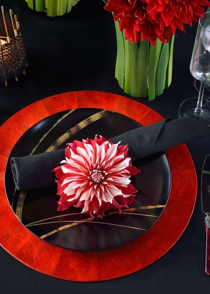 # Vress et Rose # Wedding #japanese # Guest table # table # Flower # Bridal #Vintage # ブレスエットロゼ #ウエディング# 和風 #和装 #ダリア# ゲストテーブル#トーション #テーブル # 花#テーブルコーディネート# ダリア#ブライダル#結婚式
