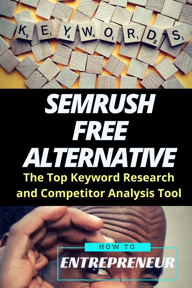 If you're looking to rank in the search engines curating good content by keyword research and competitor analysis is key. Tools like this Semrush free alternative can help you build an internet marketing strategy that drives traffic!