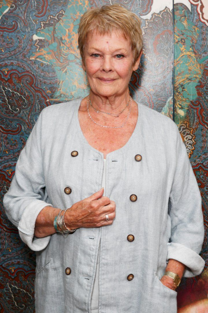 How Did Dame Judi Dench Celebrate Her 81st Birthday? By Getting a Tattoo, of Course!