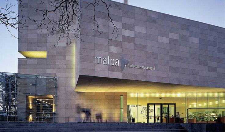 O Malba (Malba) - A Fundação Costantini foi fundada em setembro de 2001 com o objectivo de recolher, preservar, estudar e difundir a arte latino-americana do início do século XX até o presente.