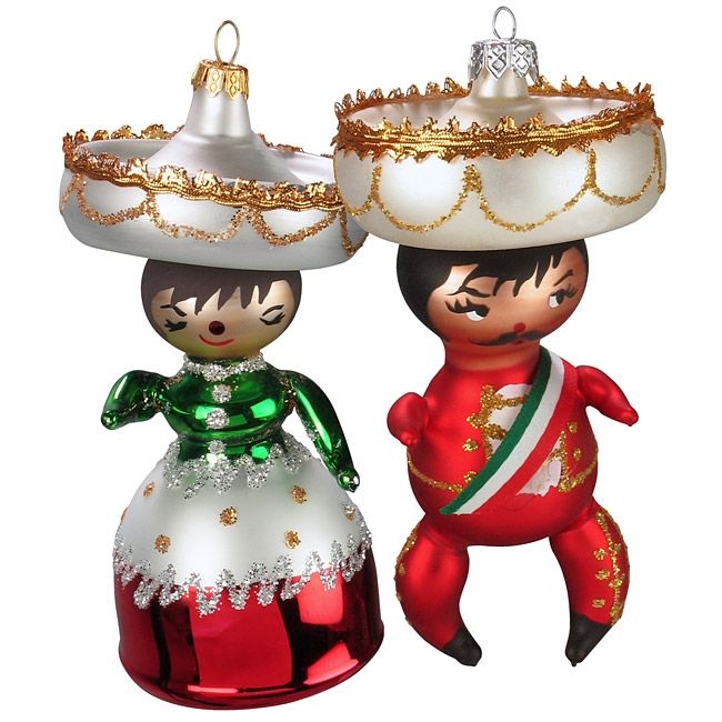 Traditional Glass Christmas Tree Ornaments : Best images about arte mexicano on mexican
