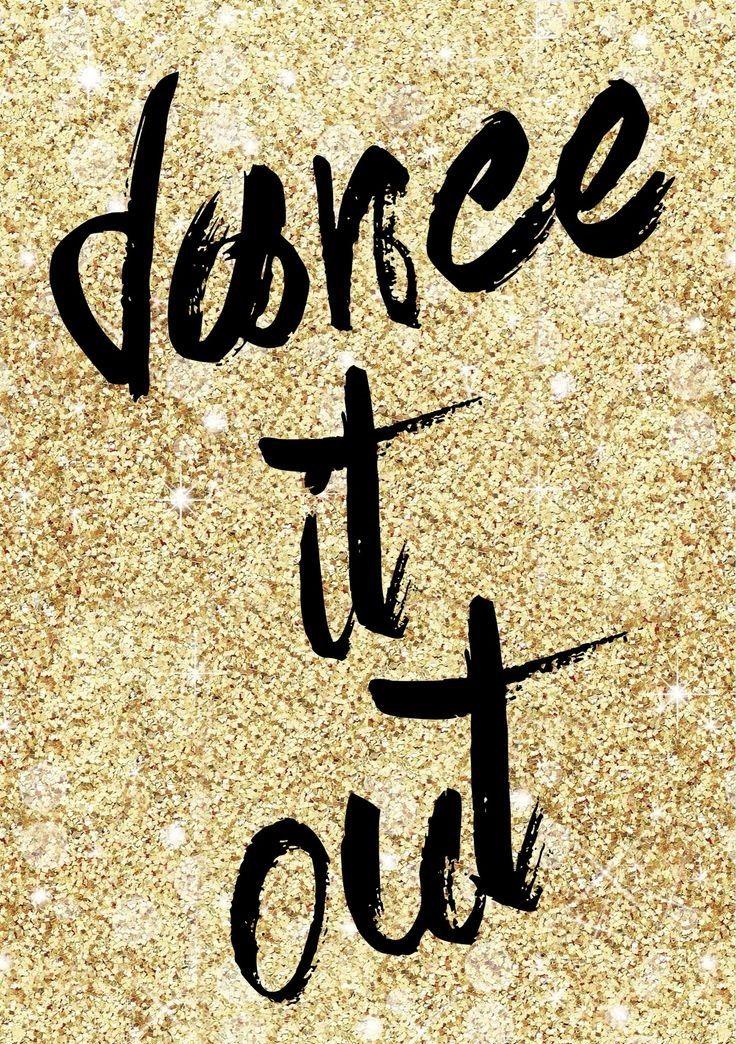 No Matter How I Feel Dancing Helps