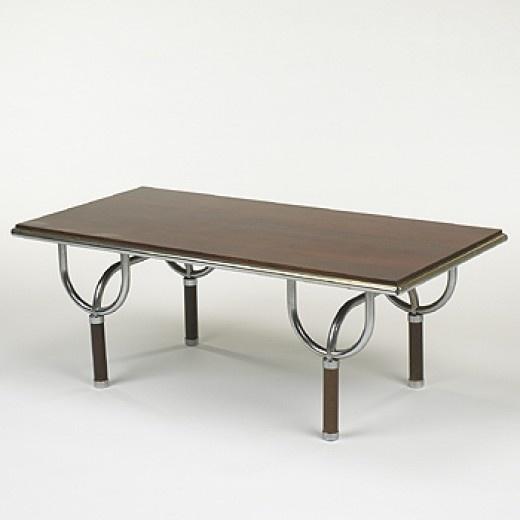 Roberto Gabitti & Aimaro Isola, TRI-6 Table for ARBO, 1970.