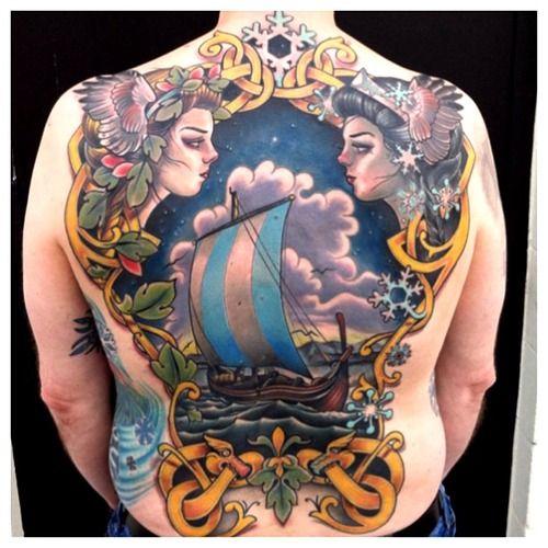 Matthew Hockaday Bodyarting Ness Pinterest Tatt Tattoo And Body Art