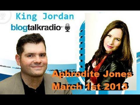 Aphrodite Jones about Michael Jackson, Sneddon and Murray on King Jordan Radio. Aphrodite Jones is a journalist who covered the 2005 molestation trial, and has researched the trial since the outcome.