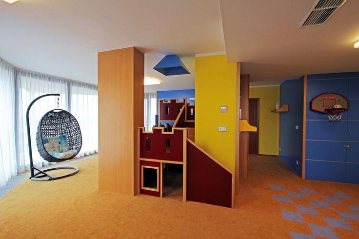 Netradiční dětský pokoj na míru | Luxusní dětský nábytek ZALF Luxusní dětský nábytek ZALF http://JESPEN.cz
