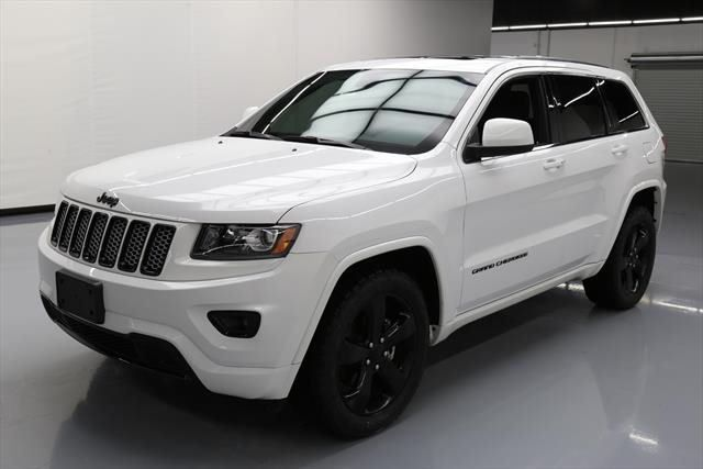 2014 Jeep Grand Cherokee 2014 Jeep Grand Cherokee Altitude 4x4