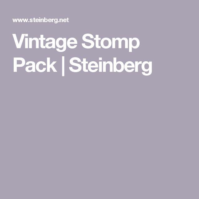 Vintage Stomp Pack | Steinberg