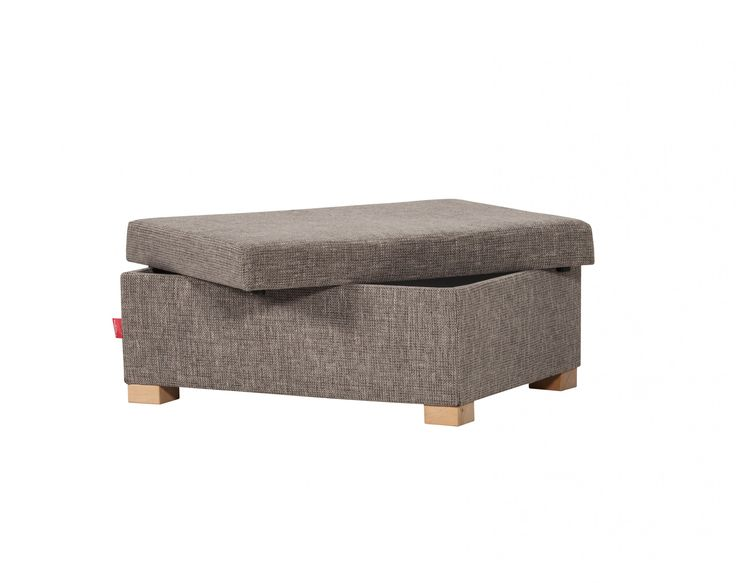 A-maze Multifunctional Footstool / Colour: Cinnamon #foostool #storagebox #coffeetable #spacesaver
