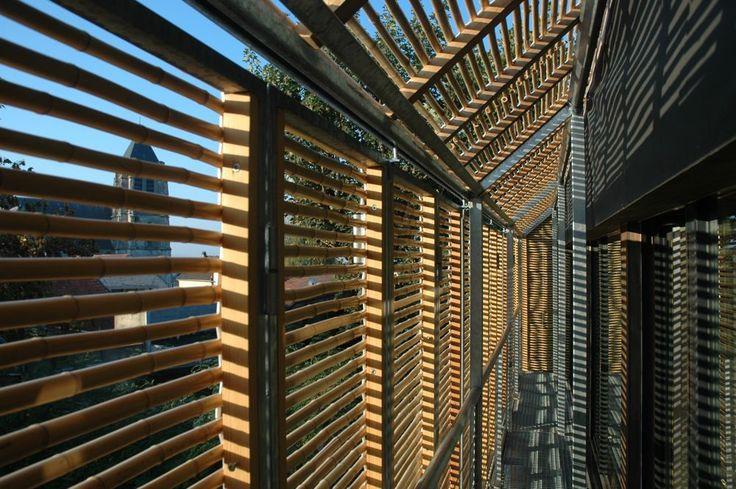 Karawitz Architecture: The town of Bessancourt lies about 28 km north-west of Paris.