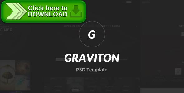 [ThemeForest]Free nulled download Graviton PSD Template from http://zippyfile.download/f.php?id=14117 Tags: black, blog, clean, graviton, mobile, modern, personal, psd, responsive, showcase, white