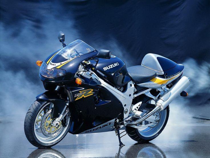 Suzuki Bike Wallpaper 2