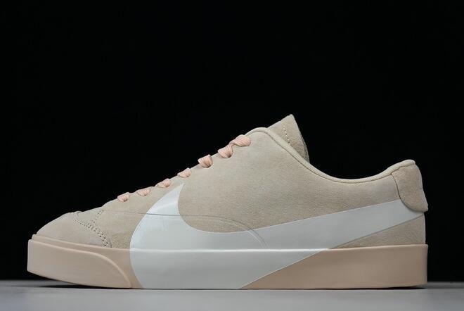 Women s Nike Blazer City Low LX Pink White AV2253-800  9ec37379e