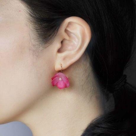 lissita japanese paper(Washi) jewelry