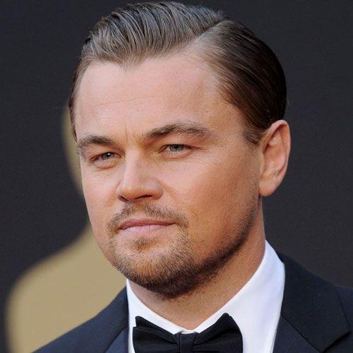 Leonardo DiCaprio Beard Styles