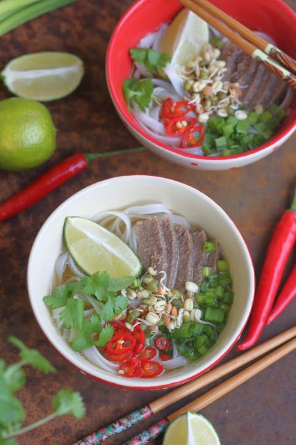 Smakowity Blog Kulinarny: Pho