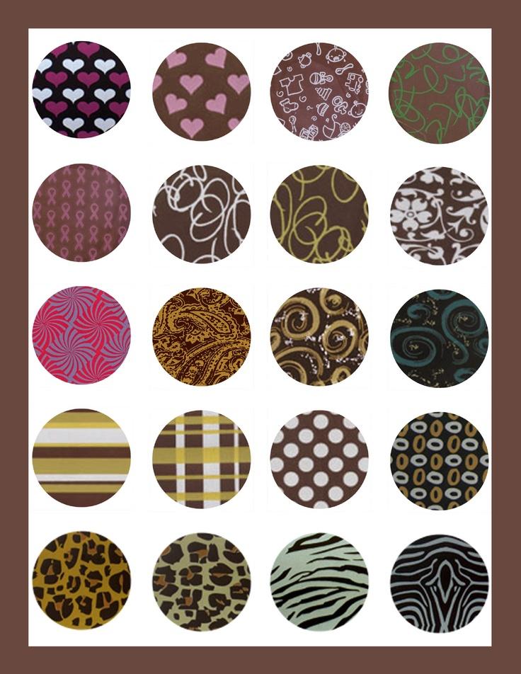 Design Your Own Cake Transfer : De 25+ bedste ideer inden for Chocolate transfer sheets pa ...