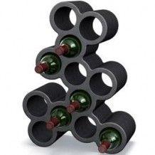Grape wijnrek van Robert Bronwasser.