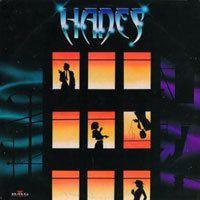 Hades rock cd album's