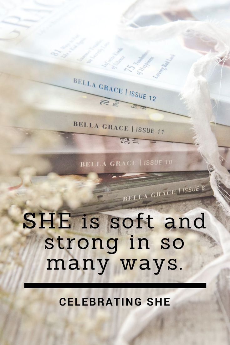Explore our best-selling issues of Bella Grace and save $15 off the cover price with the Celebrating She Bella Grace Gift Bundle.