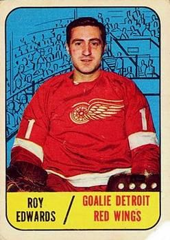 1967-68 Topps #106 Roy Edwards Front